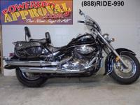 2004 Suzuki Volusia VL800 motorcycle for sale only
