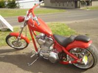 2004 Swift Bar Chopper Motorcycle This is a Bad Motor