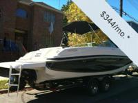 2004 Tahoe 254 You can own this vessel for as little as