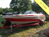 Here is a Very nice Fish and ski boat with low hours.