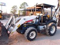 2004 Terex 760B 2004 Terex 760B Backhoe Loader Canopy