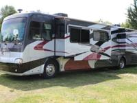 2004 Tiffin Allegro Bus is ready to roll down the