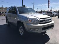 Options:  2004 Toyota 4Runner Sr5|This 2004 Toyota