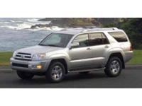 2004 Toyota 4Runner SR5. 4WD, Taupe Cloth, ABS brakes,