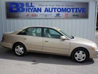 2004 Toyota Avalon 4 Door Sedan Our Location is: Bill