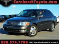 We are happy to offer you this clean 2004 Toyota Avalon