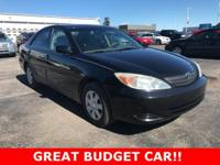 2004 Toyota Camry! Fresh trade and ready to get back on