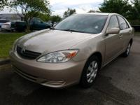 CARFAX One-Owner. FULLY SAFETY INSPECTED, Camry LE, 4D