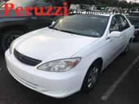 2004 Toyota Camry LE FWD 4-Speed Automatic 2.4L I4 SMPI