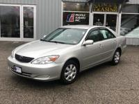 You're going to love the 2004 Toyota Camry! A great