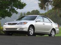 Clean CARFAX. Recent Arrival! Gold 2004 Toyota Camry