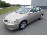 This 2004 Toyota Camry LE is offered to you for sale by