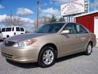 Options Included: This is a 2004 Camry with a 3.0 Liter