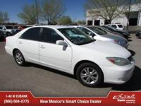 Options:  2004 Toyota Camry|Sedan|Thank You For