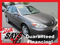 2004 Toyota Camry Sedan XLE Our Location is: Dave