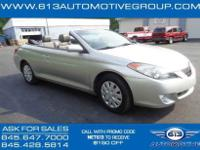 2004 Toyota Camry Solara SLE For Sale.Features:Front