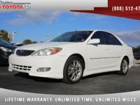 2004 Toyota Camry XLE, *** 1 FLORIDA OWNER *** CLEAN