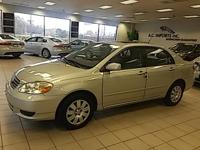 Options:  2004 Toyota Corolla Le|Affordable Great Gas