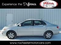 2004 Toyota Corolla Sedan LE Our Location is: Tom