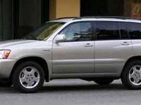 Limited trim. FUEL EFFICIENT 24 MPG Hwy/18 MPG City!