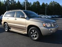 CARFAX One-Owner. Sonora Gold Pearl 2004 Toyota