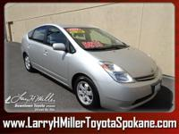 Delivers 51 Highway MPG and 60 City MPG! This Toyota