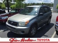 Options:  2004 Toyota Rav4 Is Offered By Jim Hudson