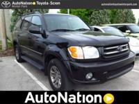 2004 Toyota Sequoia Our Location is: AutoNation Toyota