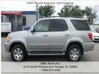 Toyota Sequoia SR5 4dr SUV Automatic 4-Speed Grey
