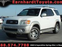 We are happy to offer you this *1-OWNER 2004 TOYOTA