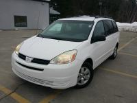 2004 TOYOTA SIENNA WITH 91K MILES. CLEAN CARFAX HISTORY