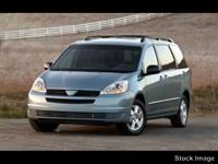This 2004 Toyota Sienna CE might just be the mini van
