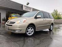2004 TOYOTA SIENNA LIMITED AWD 173K MILES. This Sienna