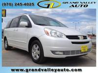 2004 Toyota Sienna Mini-van, Passenger Our Location is:
