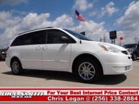 This is one Super Sharp Toyota Sienna LE!! It was