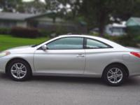 This beautiful Toyota Solara SLE still turns heads and