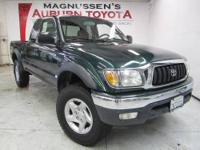 SOUGHT AFTER! This 2004 Toyota Tacoma PreRunner Xtra