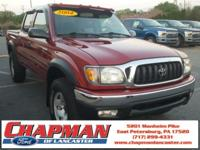 New Price! CHAPMAN LANCASTER . 2004 Toyota Tacoma Red
