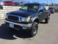 Great Toyota Tacoma Xtra Cab. SR5. 4x4. Sliding Rear