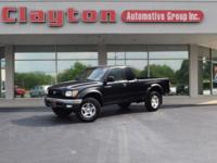 2004 Toyota Tacoma XtraCab with 145k miles. New Car