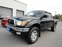 Capable and highly configurable, the 2004 Toyota Tacoma