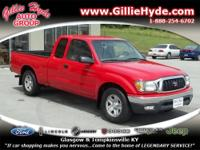 Check out this Extended Cab Tacoma! This Versatile