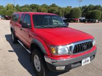 Recent Arrival! New Price! 2004 Toyota Tacoma PreRunner