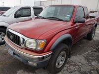 Exterior Color: impulse red, Body: Extended Cab Pickup,