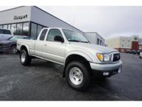 This Silver 2004 Toyota Tacoma V6 might be just the