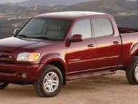 Clean CarFax  Options:  Four Wheel Drive Tires - Front