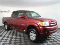 This Clean Carfax 2004 TOYOTA TUNDRA LIMITED 4WD Crew