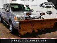 **4 WHEEL DRIVE**, ** CLEAN CARRFAX **, and PLOW