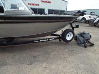 2004 Mercury 125ELPTO, Minnkota 55Lb Thrust 12V Power