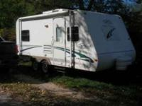 Description 2004 19' Trail Crusier. Self contained,